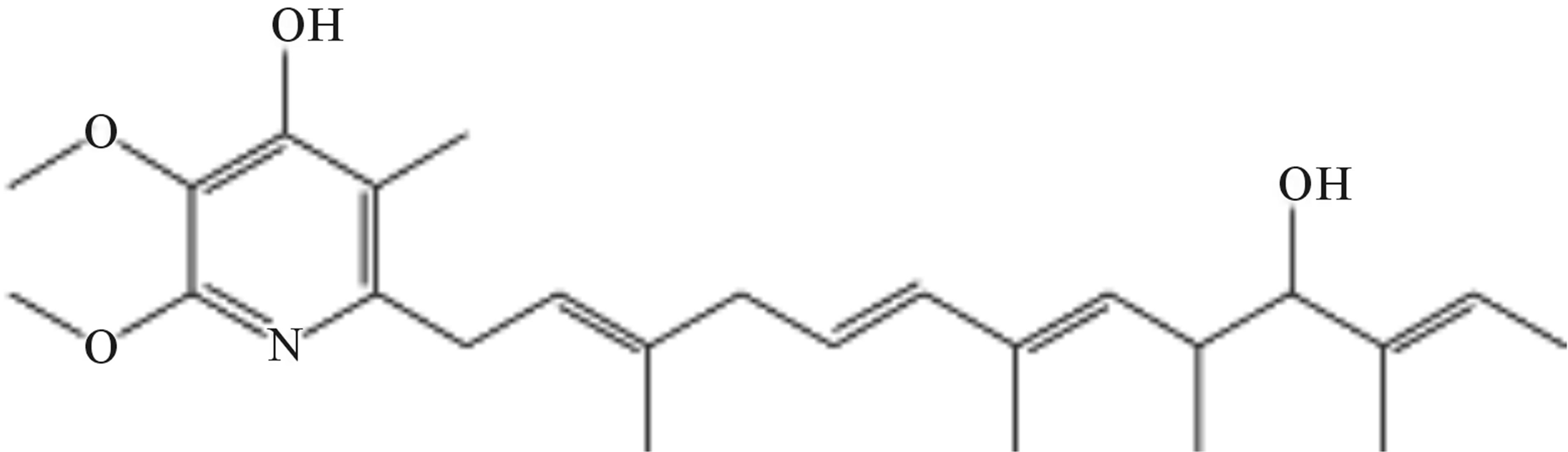 Piericidins, Novel Quorum-Sensing Inhibitors against Chromobacterium