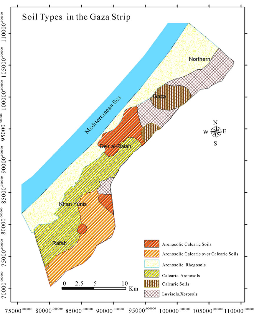 Assessment of groundwater quality in the gaza strip for Soil quality pdf