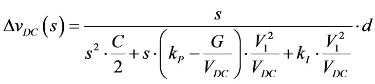 Current Distortion Evaluation In Traction 4q Constant