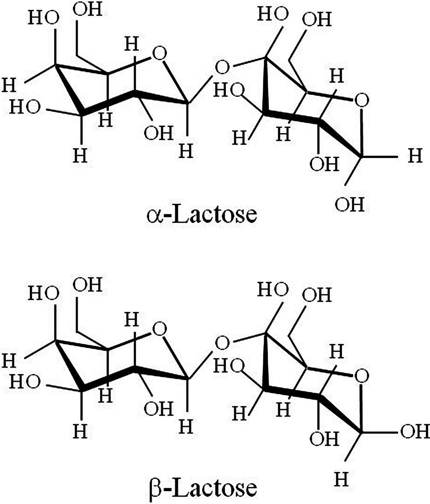 lactose structure - photo #12