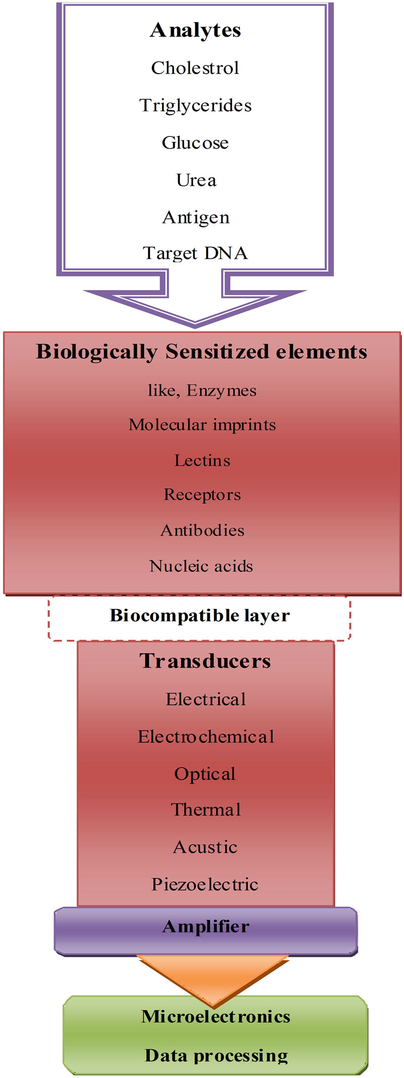 Implications of Nanobiosensors in Agriculture