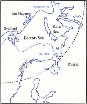 barents sea geology - photo #28