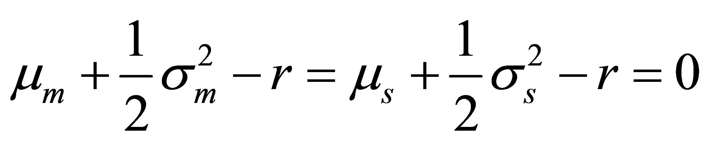 Covariance formula correlation