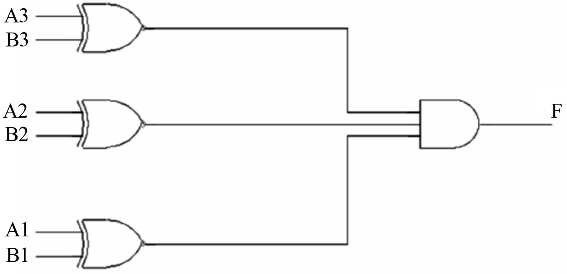 Design Of Low Power Comparator Using Dg Gate 8 Bit Circuit Diagram