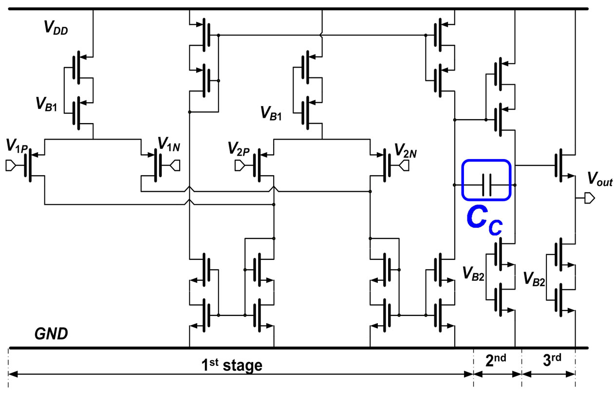 A Low Power Cmos Analog Front End Ic With Adjustable On Chip Filters Used As Variable Volatage Regulator In This Electronics Tutorials For Biosensors