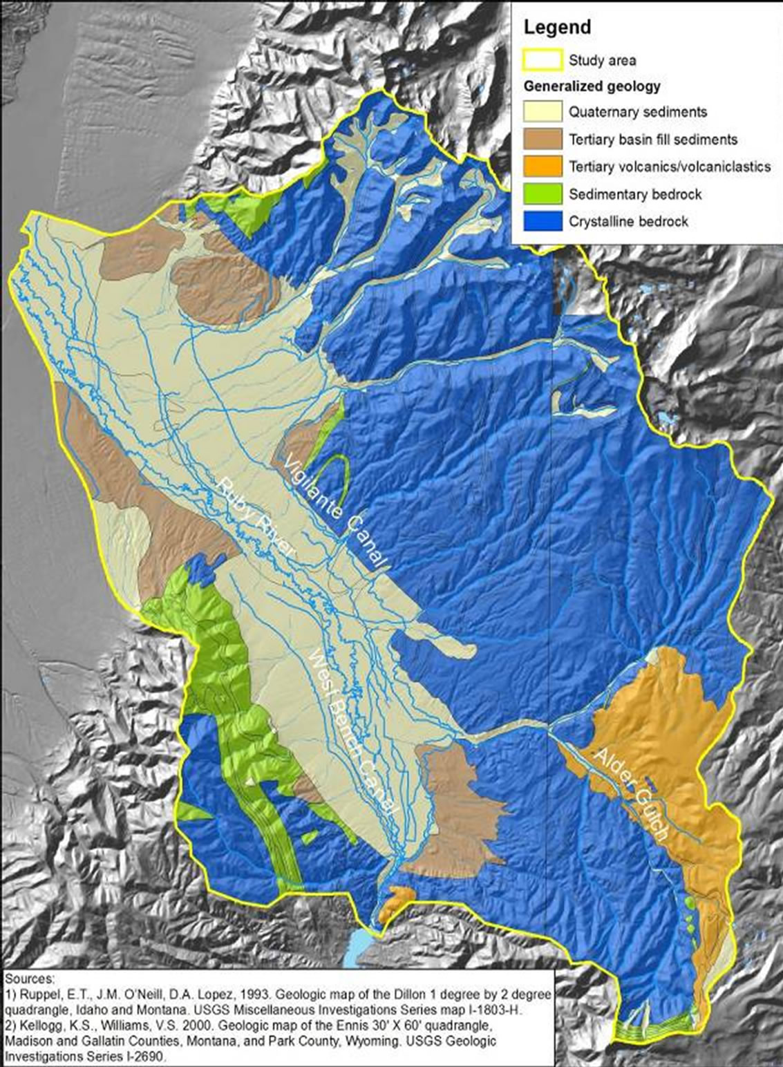 Application Of A Groundwater Classification System And Gis