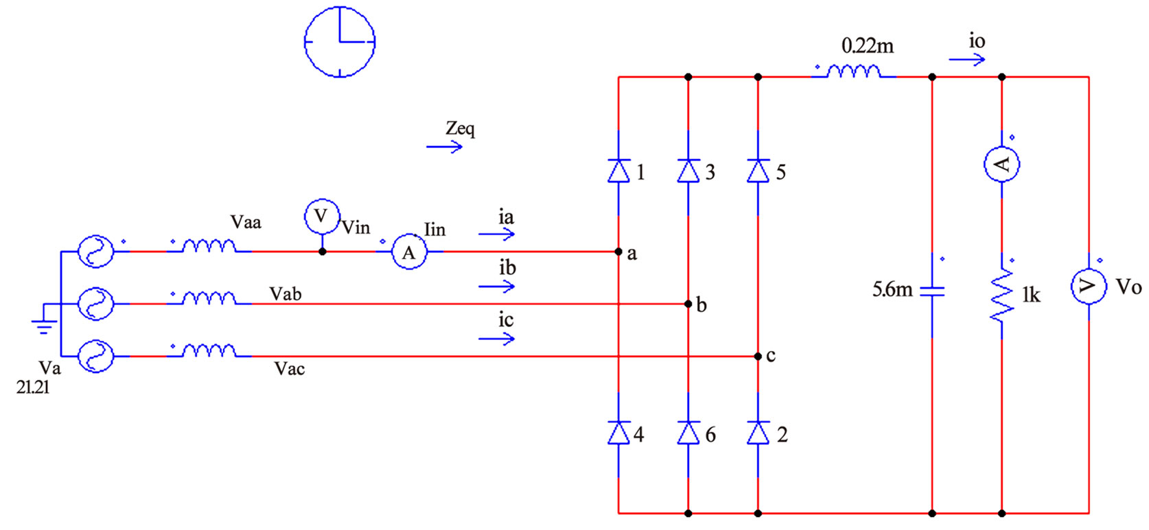 Implementation Of A Higher Quality Dc Power Converter Full Wave Rectifier Connection Diagram