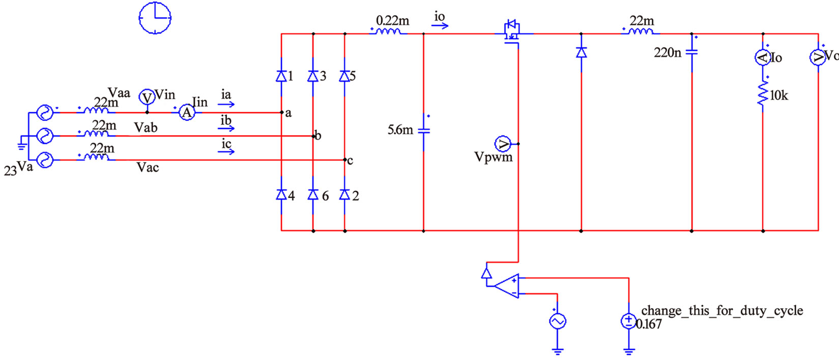 Implementation Of A Higher Quality Dc Power Converter Ac To Circuit Diagram