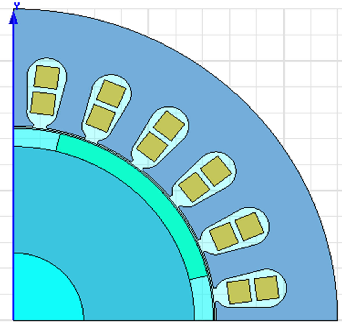 Analysis of Harmonic Current in Permanent Magnet Synchronous Motor ...