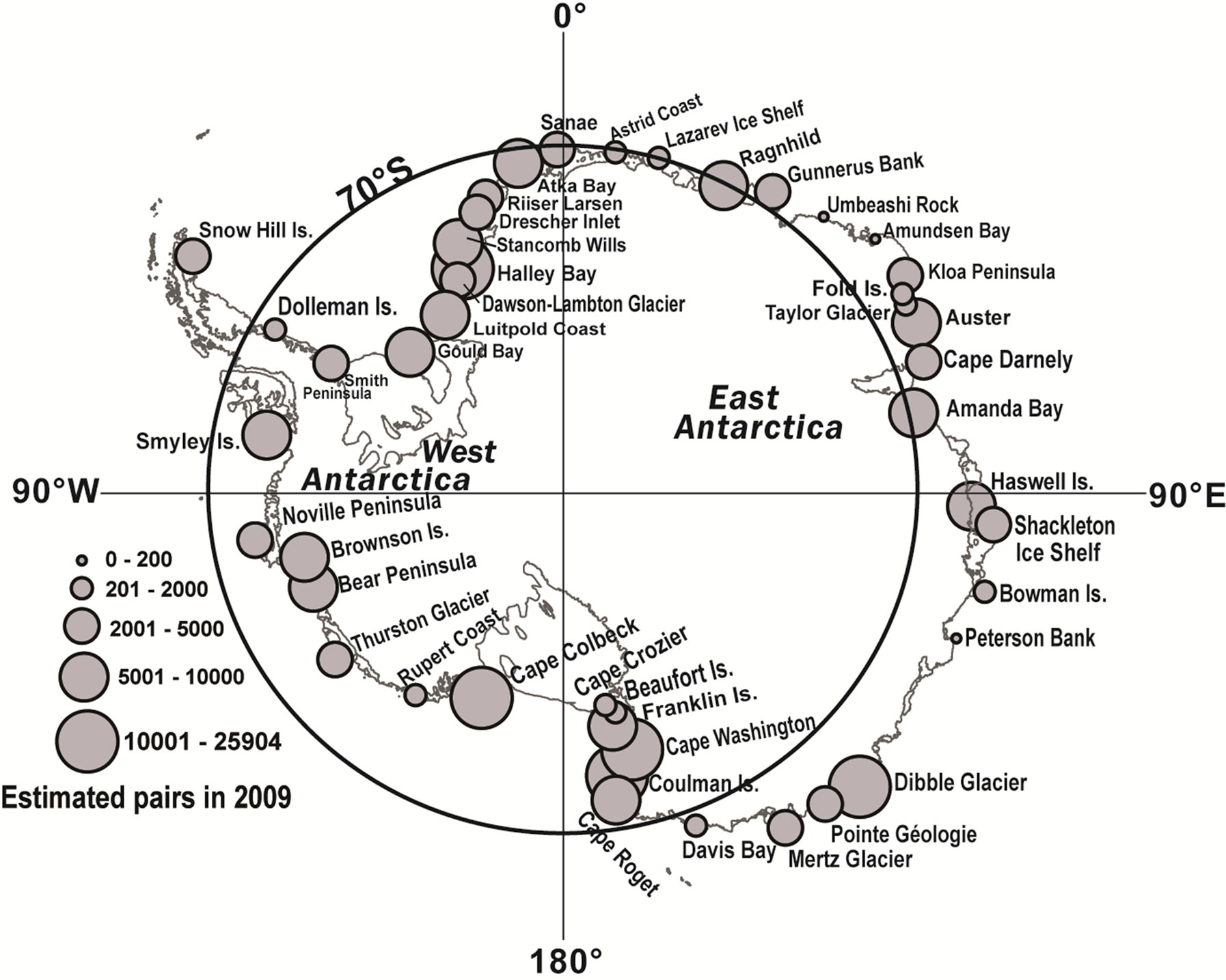 spatial patterns and dimensions antarctica Abstract: recent advances in knowledge of patterns of biogeography in terrestrial eukaryotic organisms have led to a fundamental paradigm shift in.