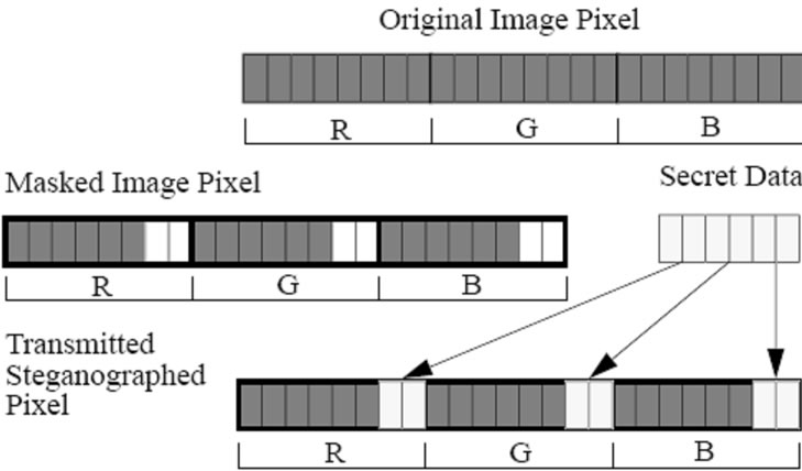A Robust Method to Detect Hidden Data from Digital Images