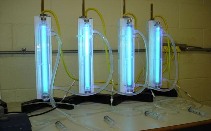 Photocatalysis Of Naphthenic Acids In Water
