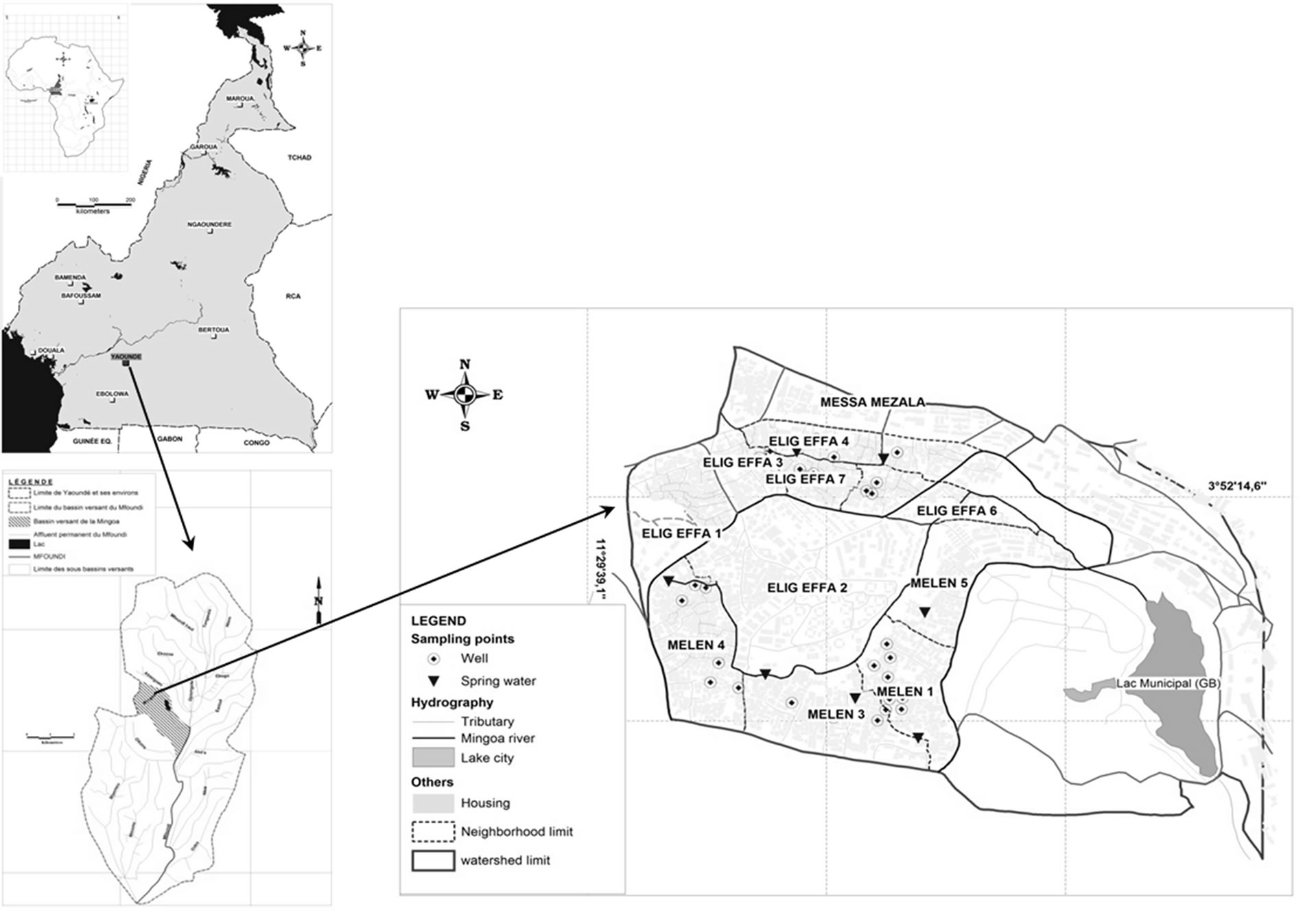 evaluation of groundwater suitability for domestic and