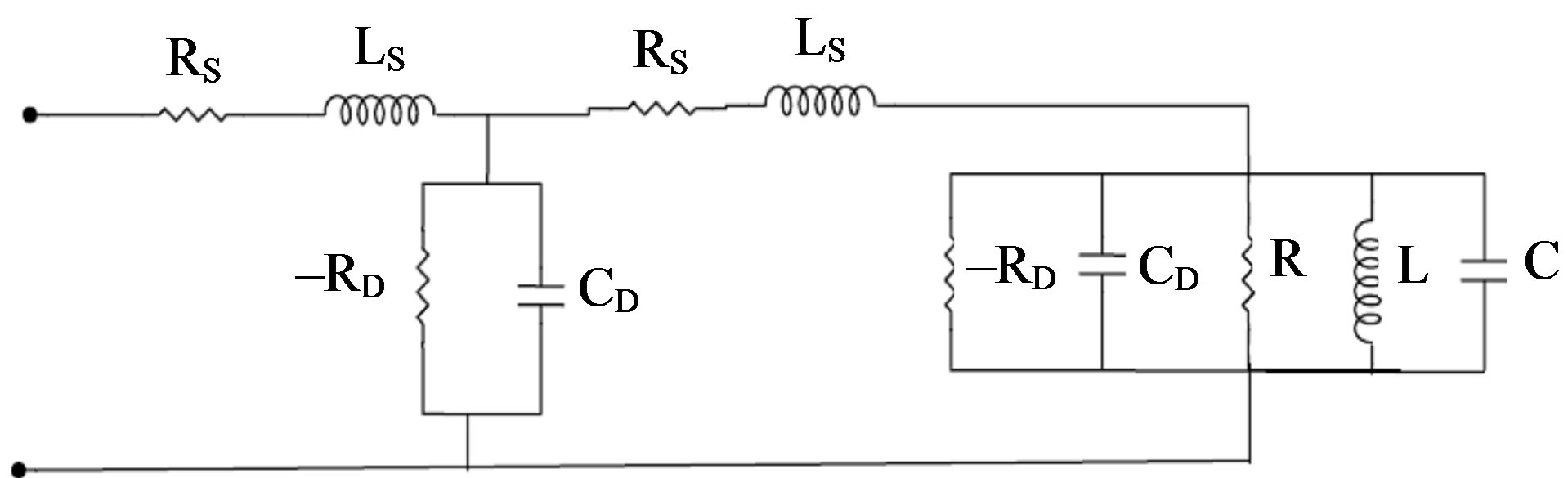 Tunnel Diode Loaded Microstrip Antenna With Parasitic Elements Diodes In Circuits Equivalent Circuit Of Symmetrically Integrated Rmsa