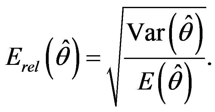 Sampling Error Estimation in Stratified Surveys