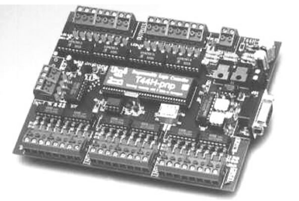 Design and Implement of a Programmable Logic Controller (PLC) for