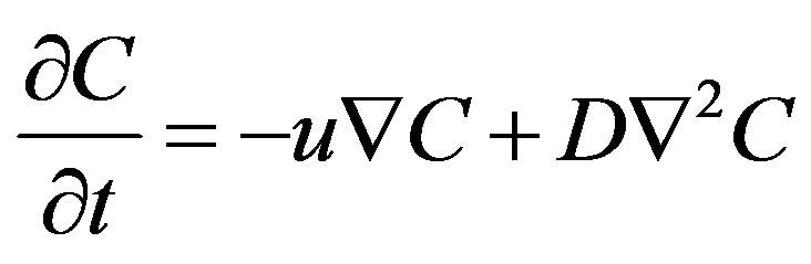 Lattice Boltzmann modeling for tracer test analysis in a