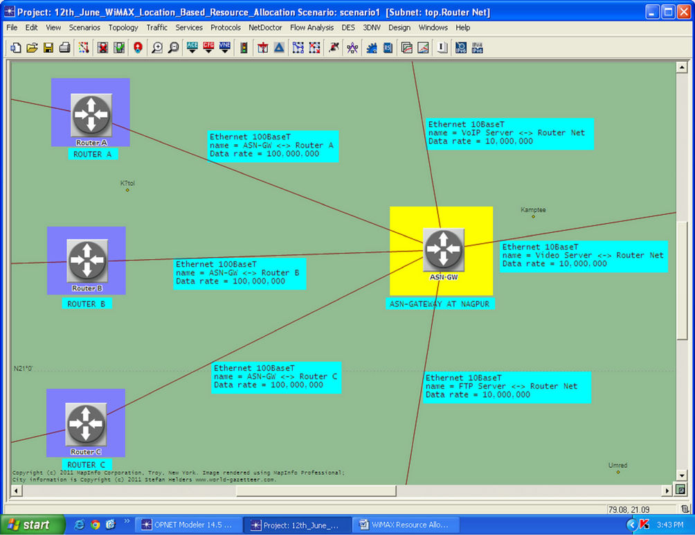 Detection and Fortification Analysis of WiMAX Network: With
