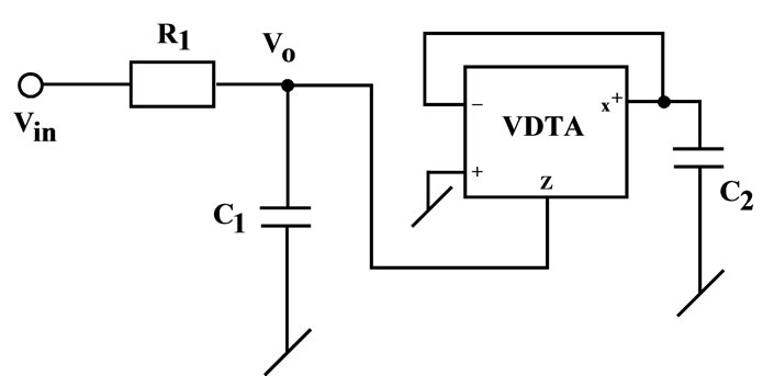 grounded and floating inductance simulation circuits using
