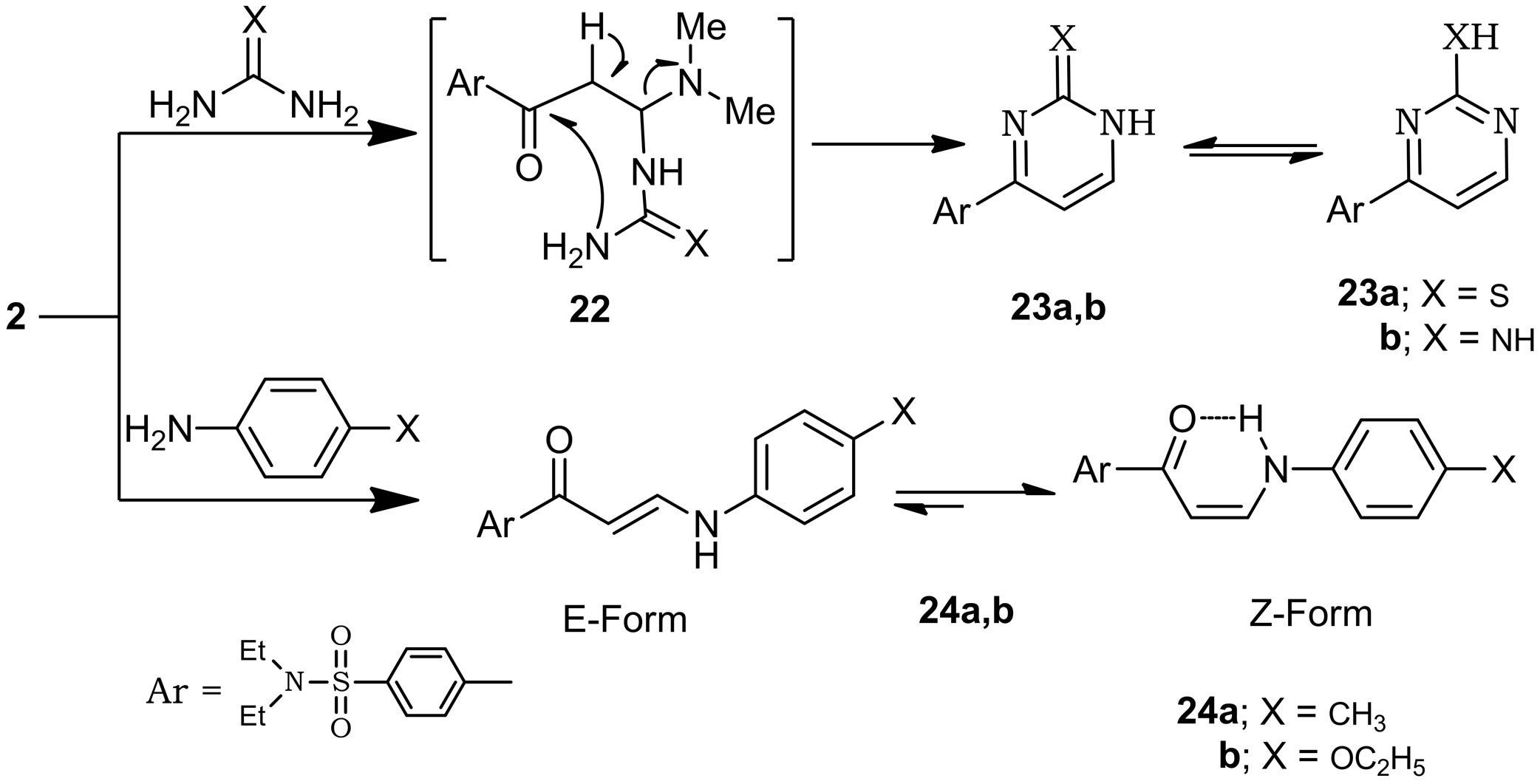 Synthesis and Reactions of Five-Membered Heterocycles