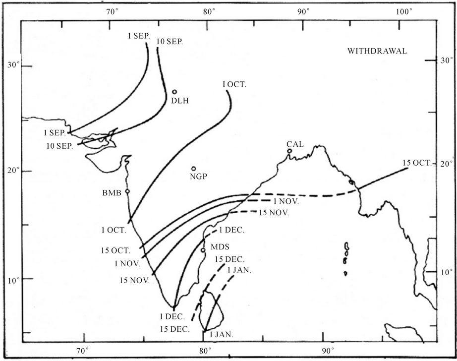 southwest indian monsoon