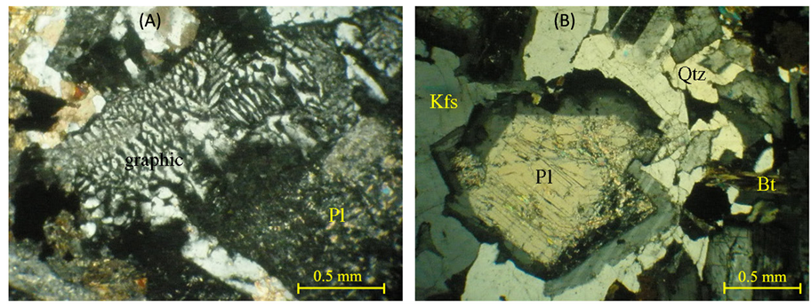 Mineral Chemistry And Magmatic Differentiation Evidences
