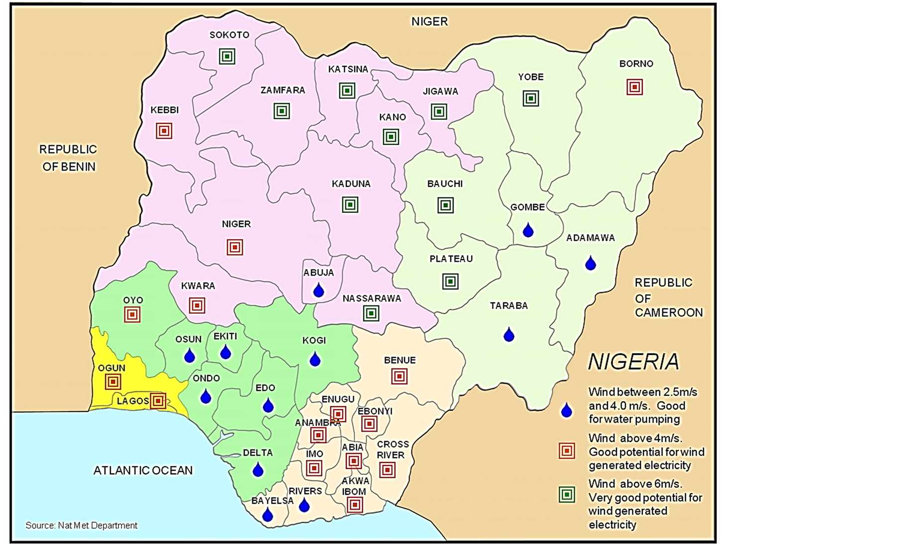Analysis Of Nigeria's National Electricity Demand Forecast ...