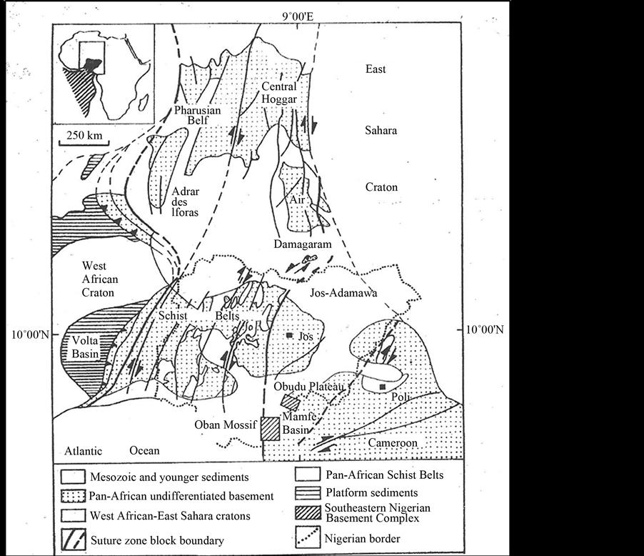 Basement complex of nigeria pdf reader