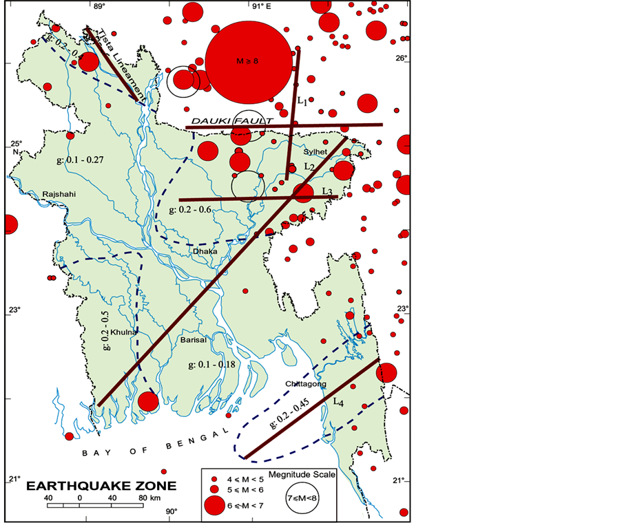 earthquake zones in bangladesh Earthquake definition, a series of vibrations induced in the earth's crust by the abrupt rupture and rebound of rocks in which elastic strain has been slowly.