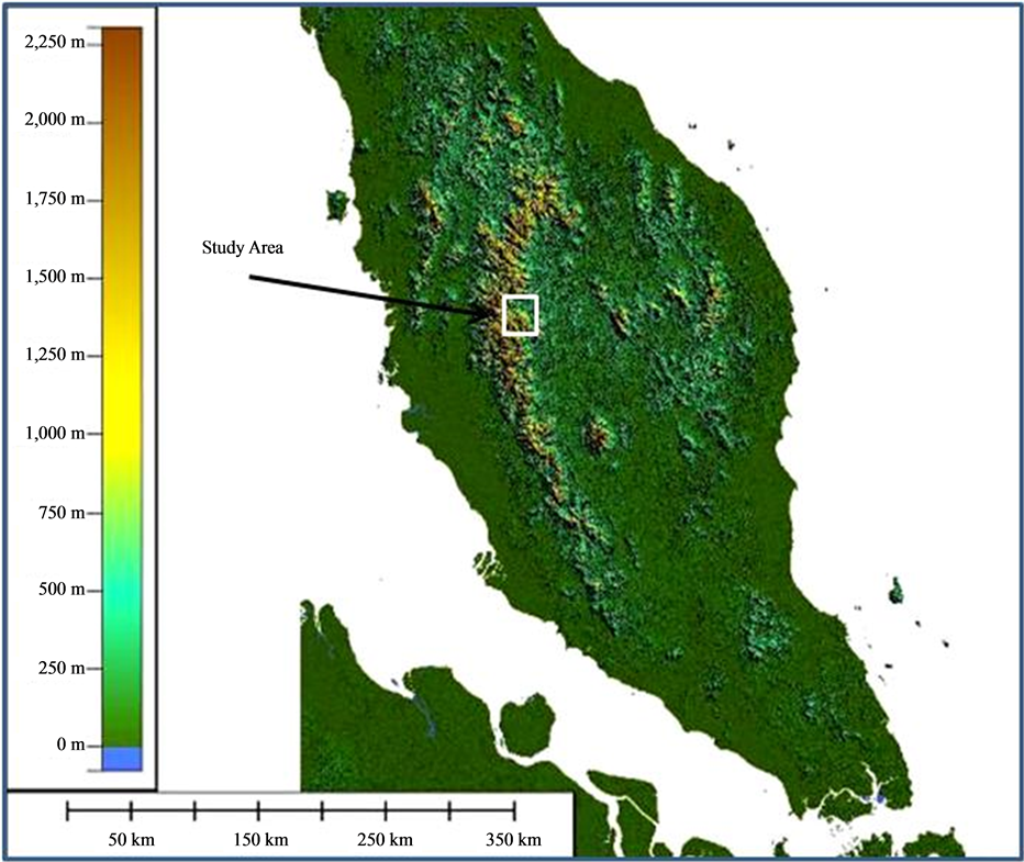 Peninsular Malaysia: Geological Studies To Support The Tourism Site: A Case