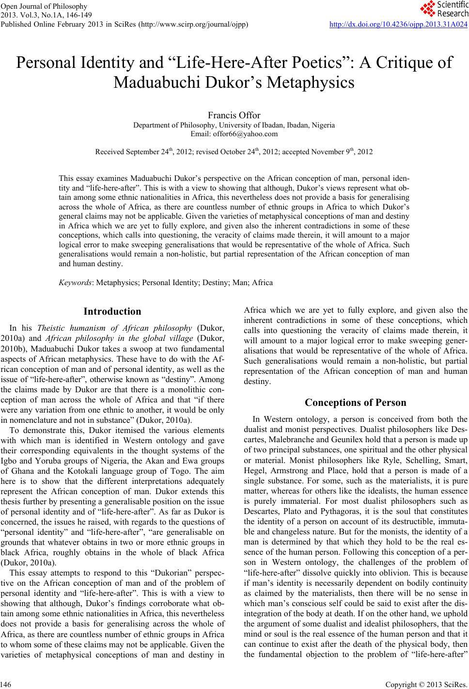 identity essay thesis statement