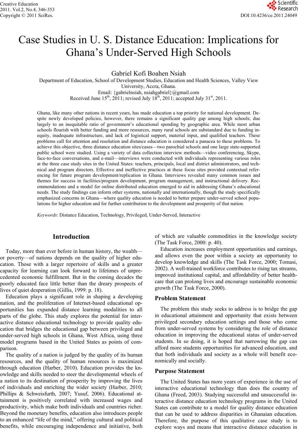 criminology case study essay