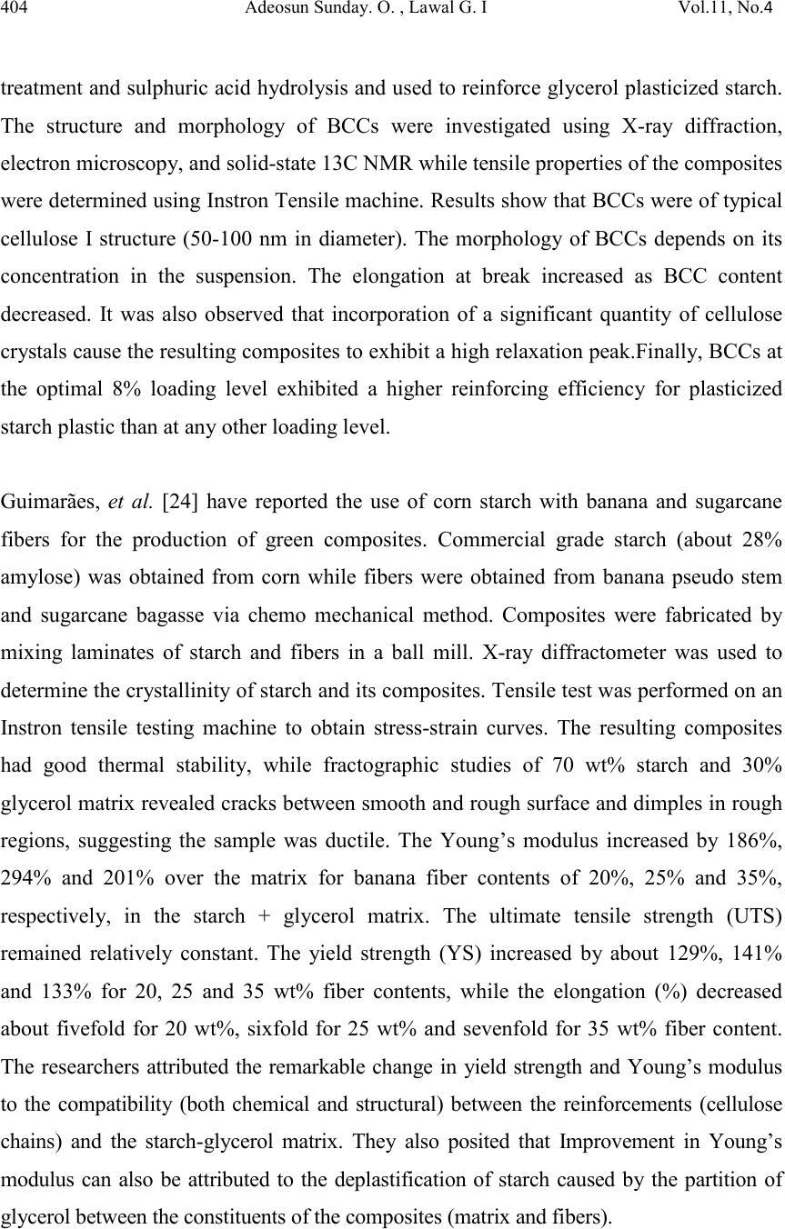 Hydrogen bonding essay