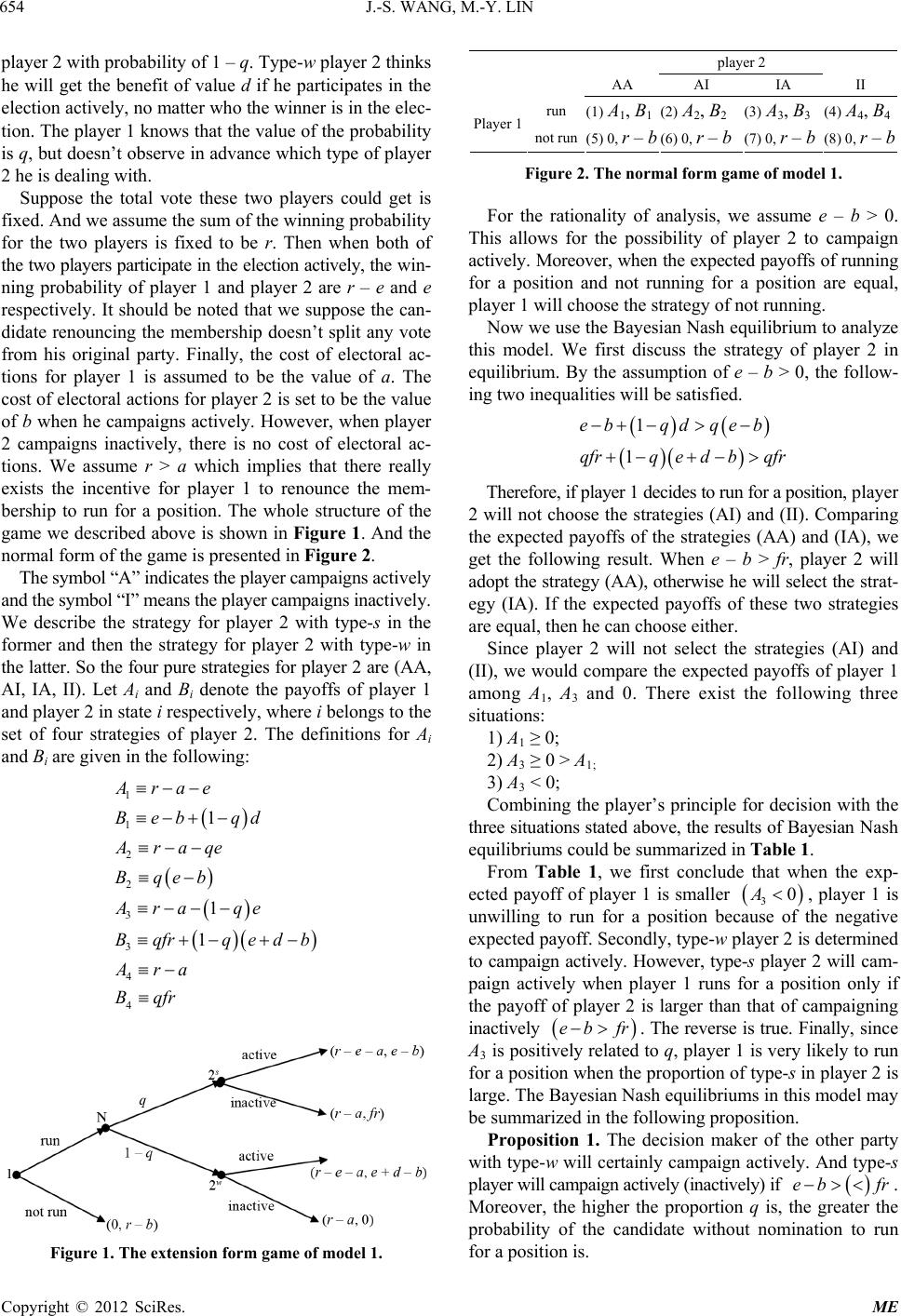 game theoretic analysis of the number In the rank-order mechanism as the amount of available attention diverges, and how does it compare against the more fair proportional mechanism our contributions we analyze equilibrium behav- ior in the rank-order mechanism in a game-theoretic model where contributors are motivated by attention and have a.