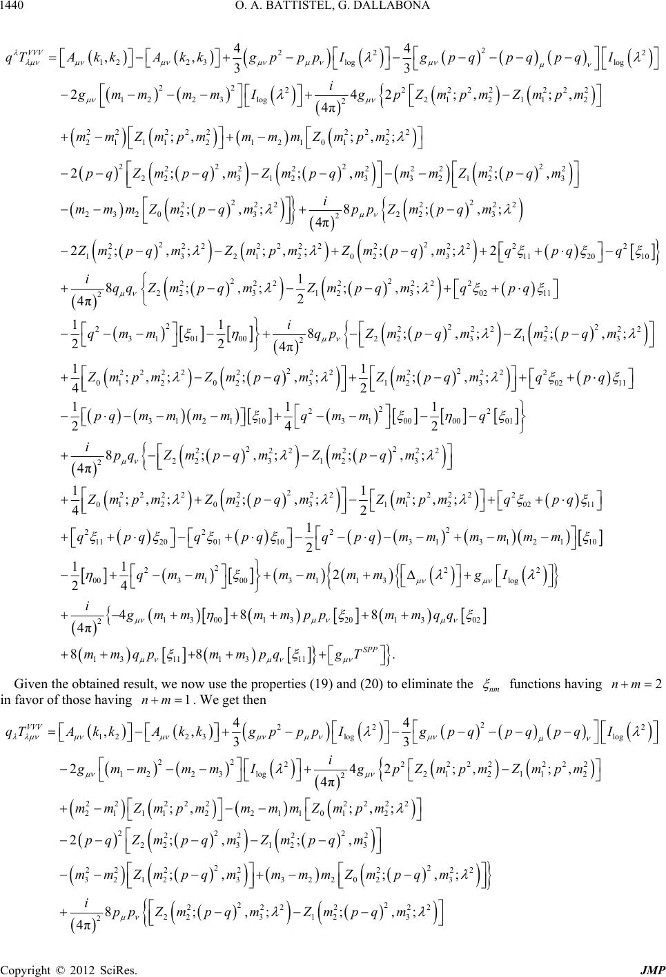 A Systematization for One-Loop 4D Feynman Integrals ...