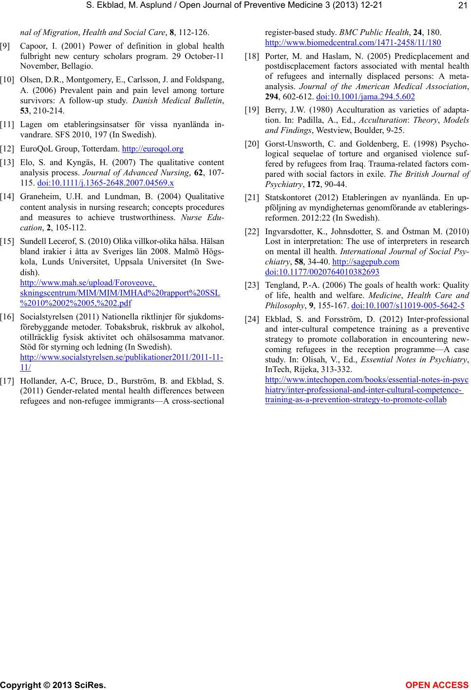 Bezaubernd Alkohol Definition Das Beste Von S. Ekblad, M. Asplund / Open Journal