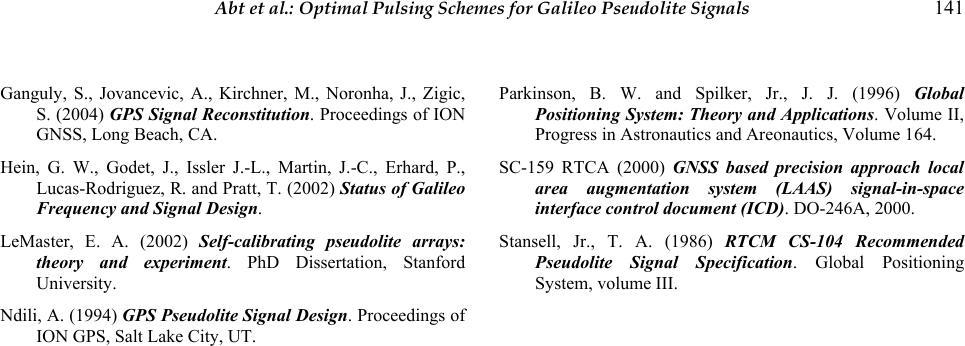 Galileo Icd