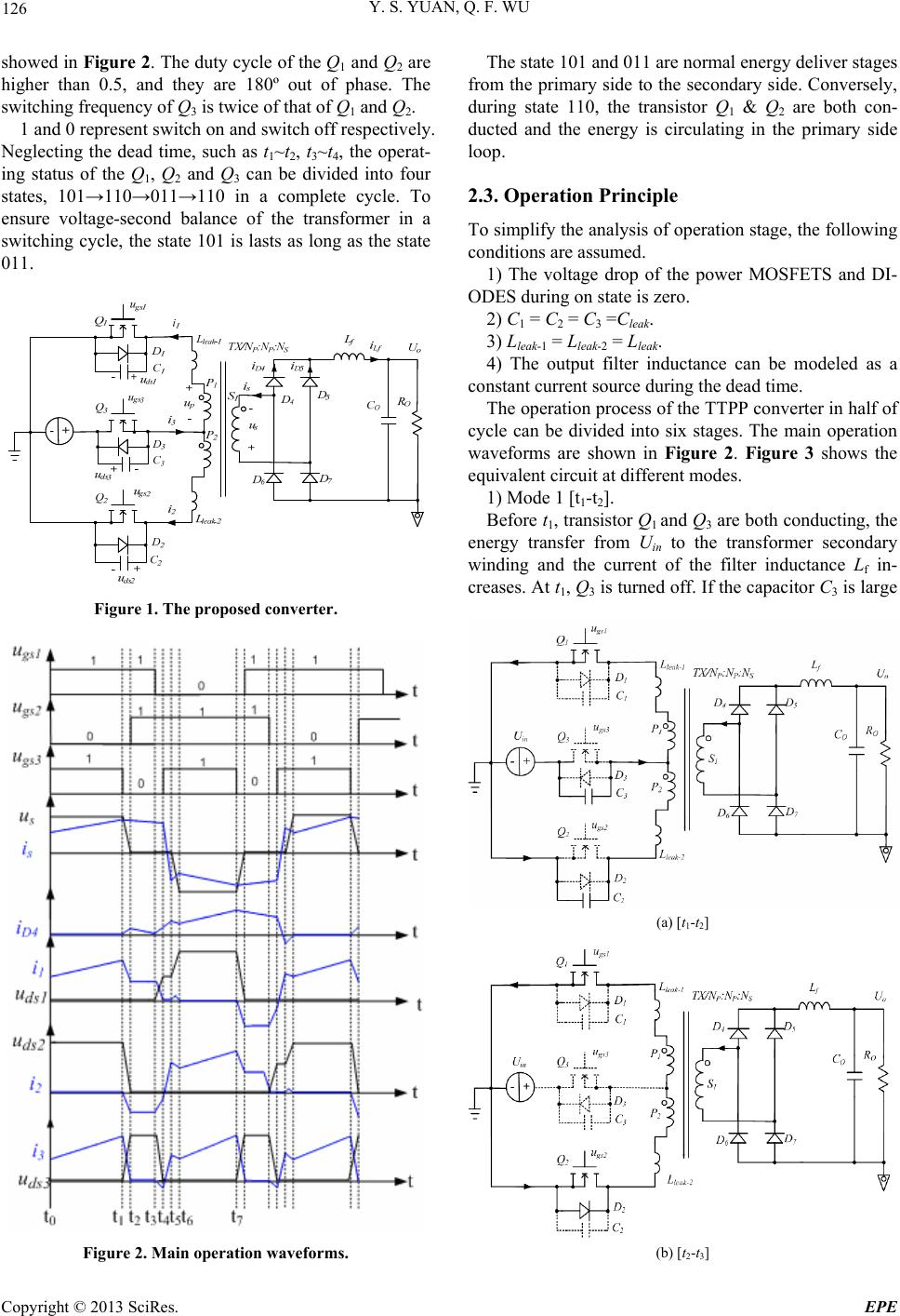 A New Zero-Voltage-Switching Push-Pull Converter