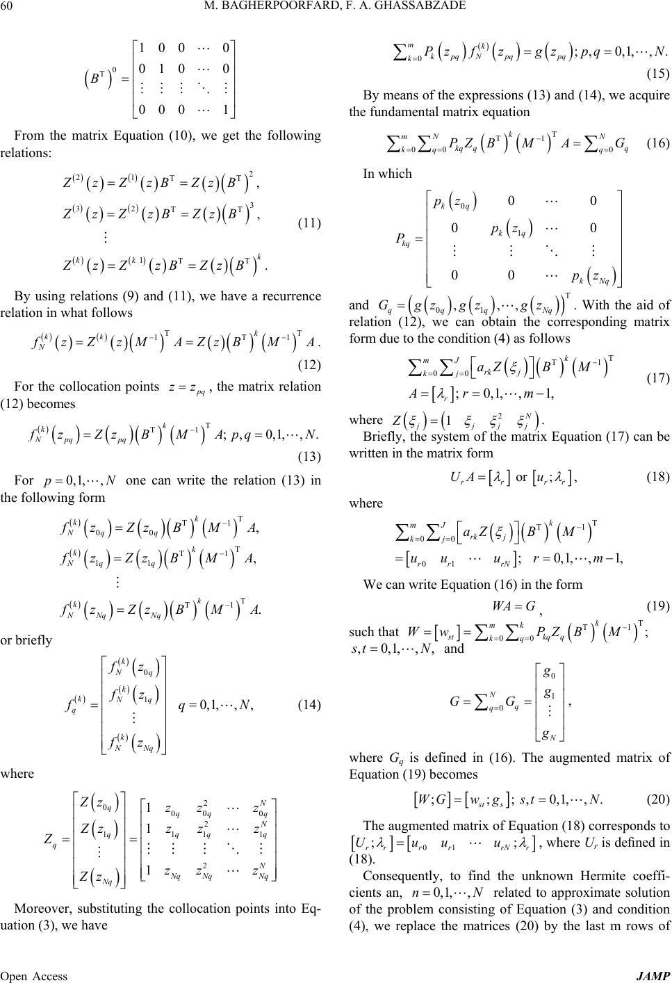 pdf polynomial linear journnal paper