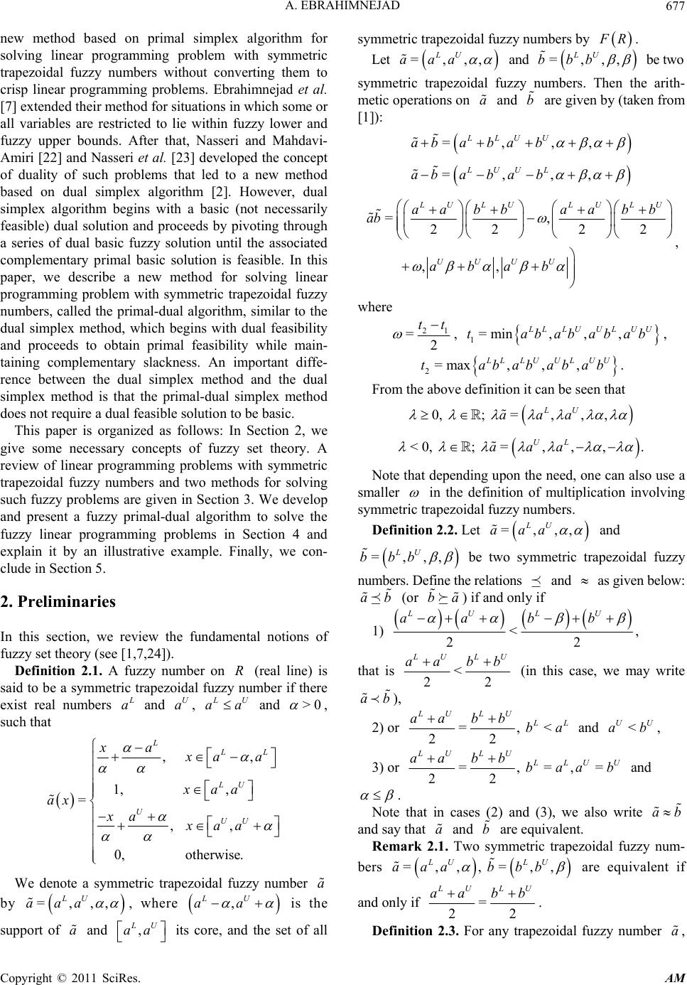 linear programming concept paper Application of linear programming to production systems problem:  the application of linear programming to optimization problems has wider  concept.