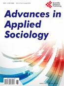 Advances in Applied Sociology