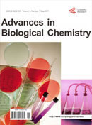 Advances in Biological Chemistry