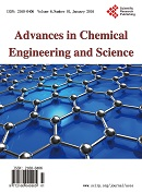 Advances in Chemical Engineering and Science