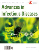 Advances in Infectious Diseases