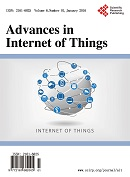 Advances in Internet of Things