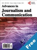 Advances in Journalism and Communication