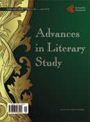 Advances in Literary Study
