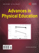 Advances in Physical Education
