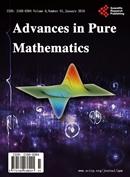 Advances in Pure Mathematics