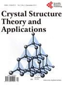 Crystal Structure Theory and Applications